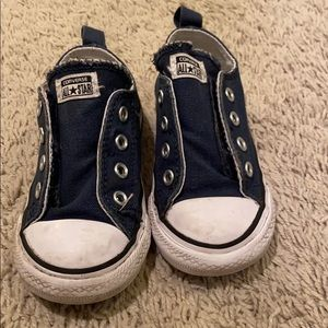 Blue Toddler Converse